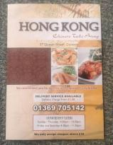 Hong Kong Carry out