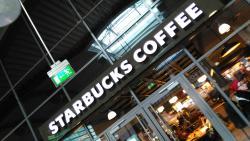 Starbucks Mainz Hauptbahnhof