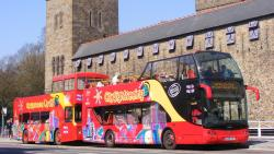 City Sightseeing Cardiff