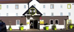 B&B Hotel Strasbourg Nord Artisans