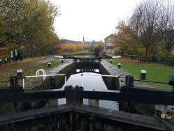 Sowerby Bridge Canalside