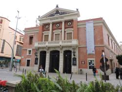 Theatre de Castellon de la Plana