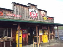 Cafe 22 West
