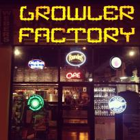 Weber's Growler Factory