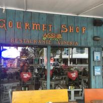Restaurante Gourmet Shop