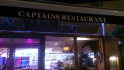 Captain's Mezze Bar & Fish