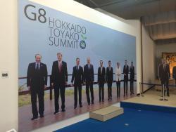 Hokkaido Toyako Summit Memorial Museum