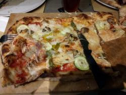 Pizza particolare