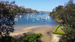 Cremorne Point to Mosman Bay Walk
