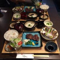 Beef Tongue and Jidori No Omise Ren