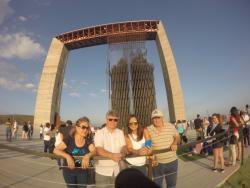 Monumento Manto de María Divina Pastora