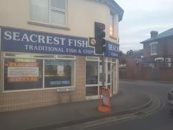 Seacrest fish bar