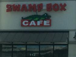 Swamp Box Cafe