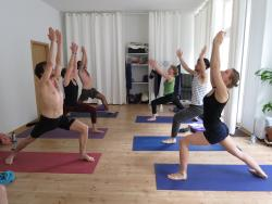 Ashtanga Yoga Room