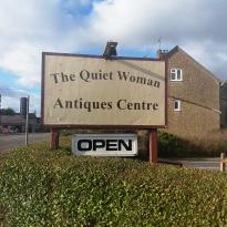 The Quiet Woman Antiques Centre