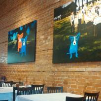Blue Dog Cafe