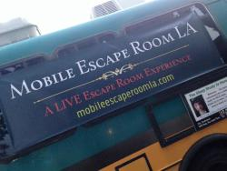 ‪Mobile Escape Room LA‬