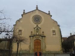 Iglesia y Campanario de Sant GenIs