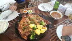 A melhor comida de bonito!!!