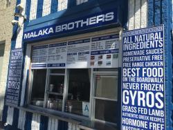 Malaka Brothers Gyros