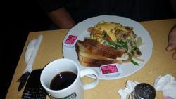 The Pot Belli Deli Sandwich & Sub
