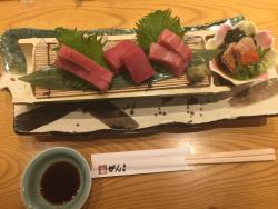 大阪で和食と言えば迷わず がんこ寿司