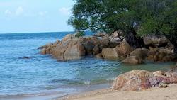 Haad Gruad Beach