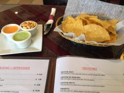 Lineas de Naska Peruvian Cuisine