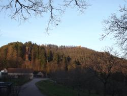 Burg frankreich