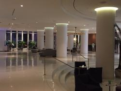 A gem of a find. This hotel has recently been renovated and feels brand new. Tip: get a room wit