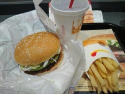 Burger King Kita Shinsaibashi