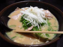 酒粕拉麺 / Lees Ramen