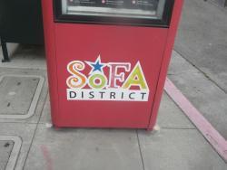 SoFA District