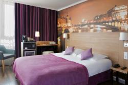 BEST WESTERN Rives De Paris La Defense