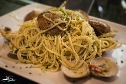 Spaghetti con i fasolari
