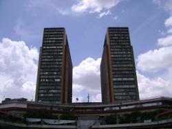 Las torres de El Silencio