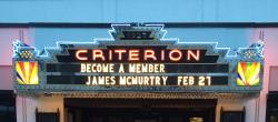 Criterion Theater
