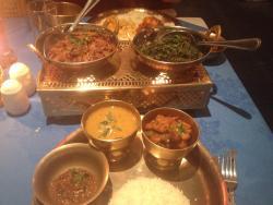 nemaste nepal restaurant