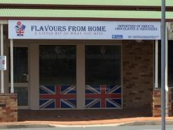 Flavours From Home