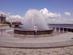 Fountain Vodyanaya Sfera