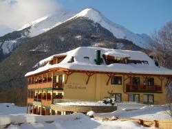 Villa Buchenhain im Winter