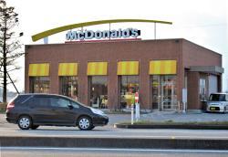 McDonald's Oshima E-Town