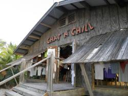 Chat 'N' Chill Bar
