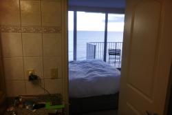 My king bed suite ocean view room 1006