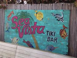 Sea Vista Tiki Bar