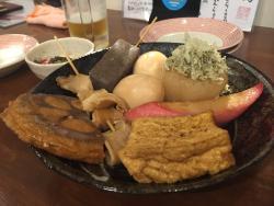 Kammon Oden Dining Hassoutobi Yoshitsune