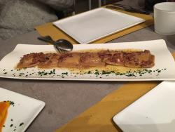Great food -unexpected delicate and delicious food