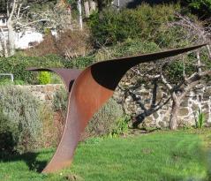 Bazalgette the Whale at Whale Park