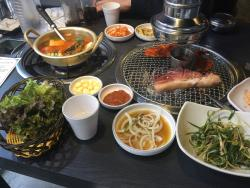 Jeju Sipyuk Pork Ga
