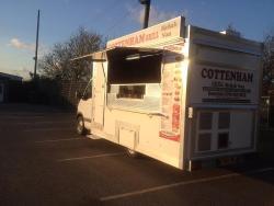 Cottenham grill kebab van